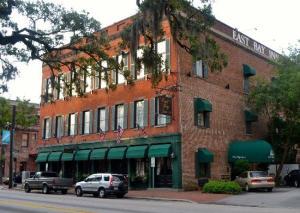 Skylers in The East Bay Inn best east-meets-west