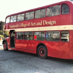 SCAD Student Bus