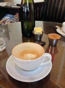 Puerto Rican Cafe'