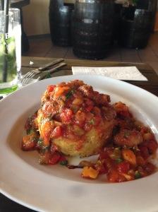 Tomato Mofongo
